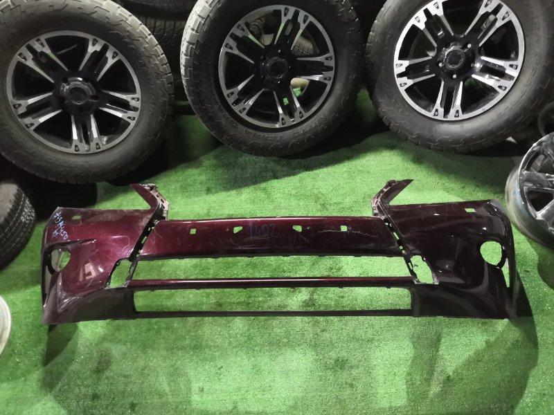 Бампер Lexus Rx270 GGL10 2GRFE 2012 передний (б/у)