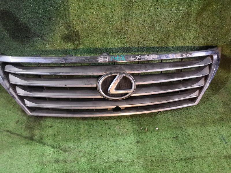 Решетка радиатора Lexus Lx570 URJ201 3URFBE 2009 (б/у)