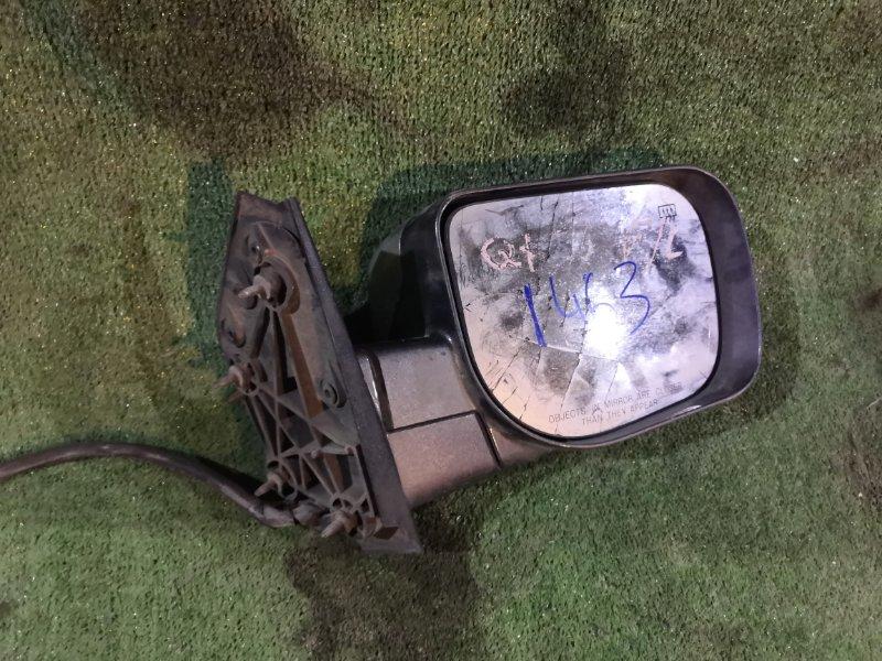 Зеркало Toyota Tundra JA60 VK56DE 2005 переднее правое (б/у)