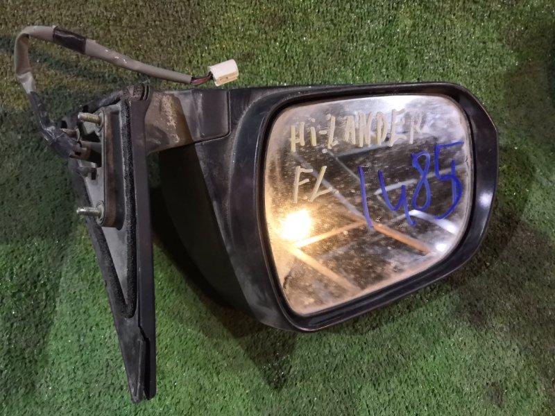 Зеркало Toyota Highlander ASU40 2008 переднее левое (б/у)