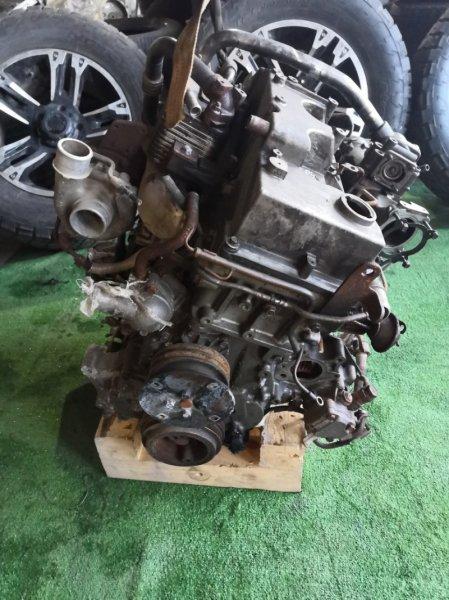 Двигатель Mitsubishi Pajero V88W 4M41 2014 (б/у)