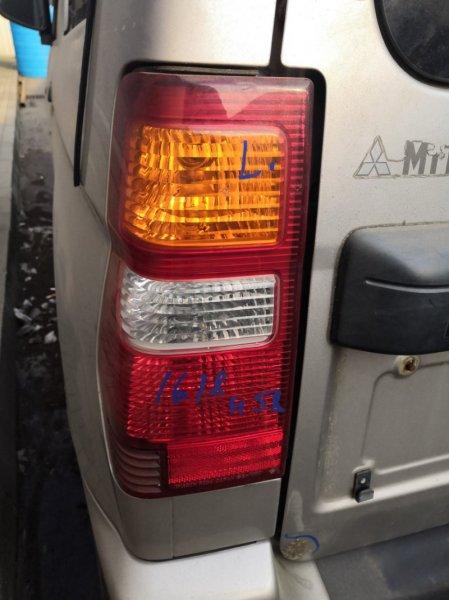 Стоп-сигнал Mitsubishi Pajero Mini H58A задний левый (б/у)