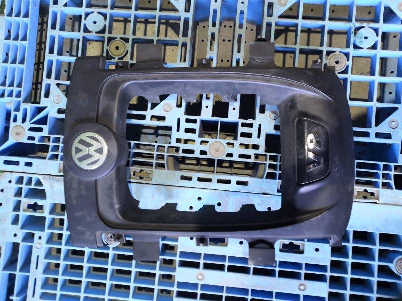 Крышка двигателя Volkswagen Touareg 7LAXQA AXQ 2005/12 (б/у)