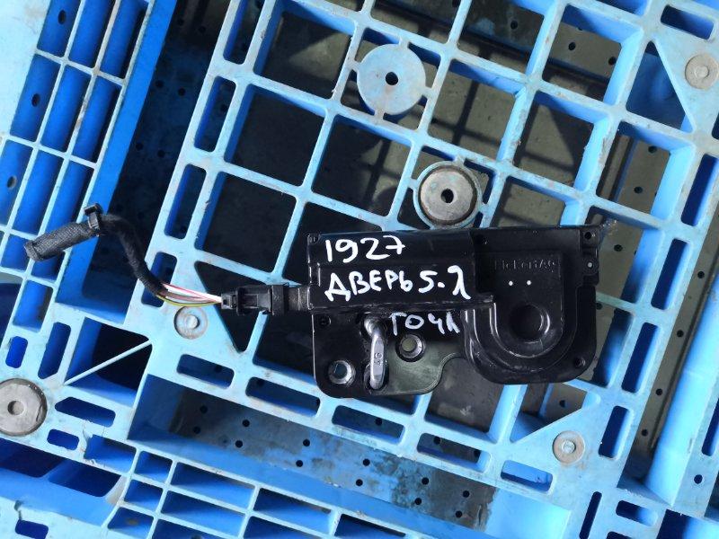 Замок багажника Volkswagen Touareg 7LAXQA AXQ 2005/12 (б/у)