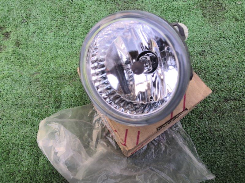 Фара противотуманная Toyota Kluger V ACU20 1NZFXE передняя правая