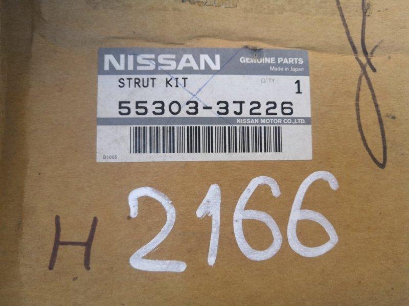 Амортизатор Nissan Bluebird HNU14 задний левый