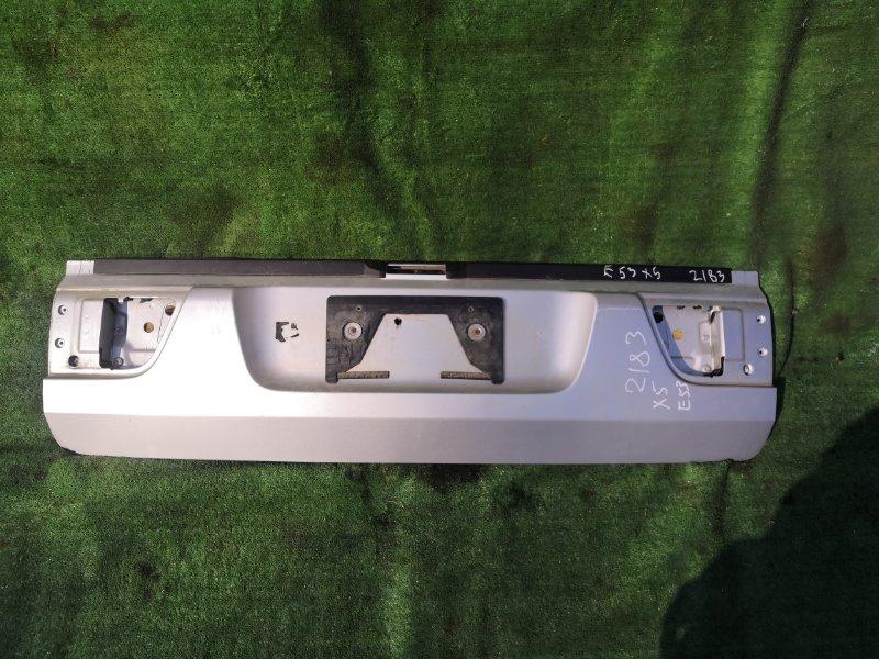 Дверь багажника Bmw X5 E53 M54 2000 задняя нижняя