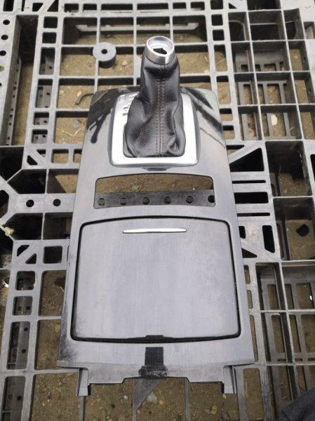 Консоль кпп Infiniti Fx35 S51 VQ35HR 2010 (б/у)