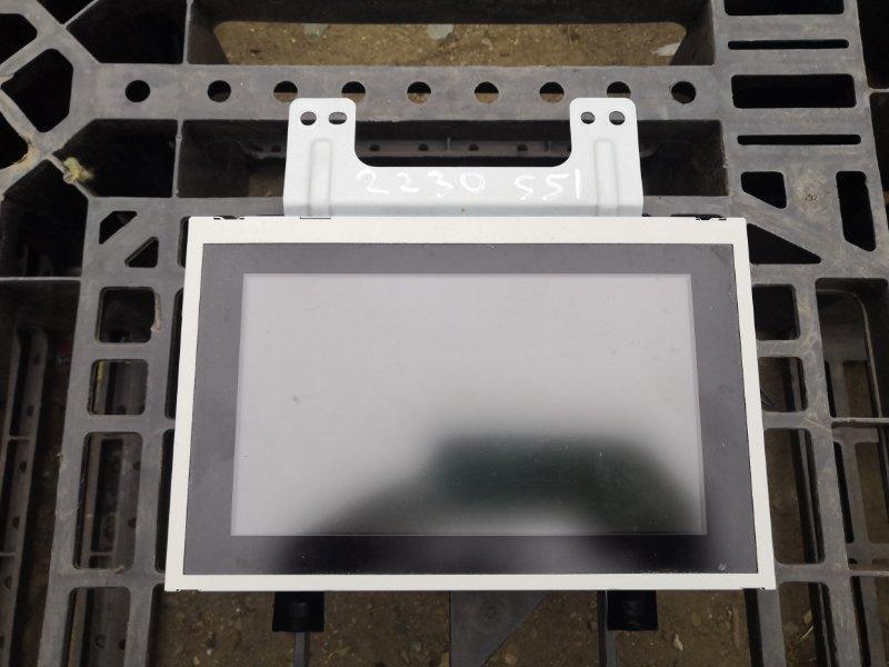 Монитор Infiniti Fx35 S51 VQ35HR 2010 (б/у)