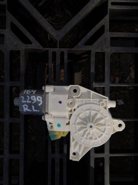Стеклоподъемный механизм Infiniti Fx35 S51 VQ35HR 2010 задний правый (б/у)