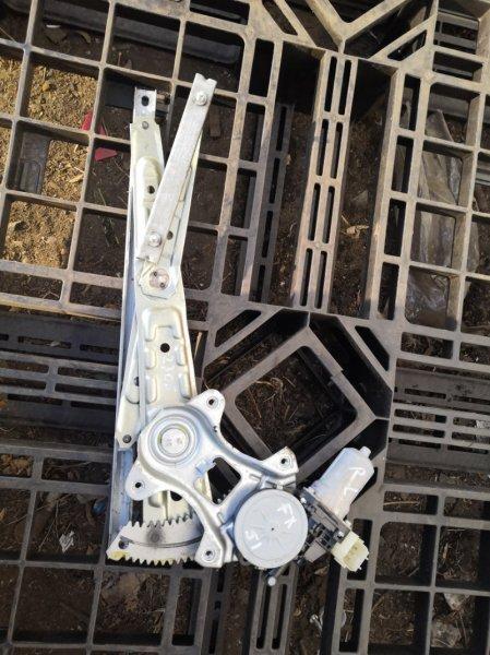 Стеклоподъемный механизм Infiniti Fx35 S51 VQ35HR 2010 задний левый (б/у)