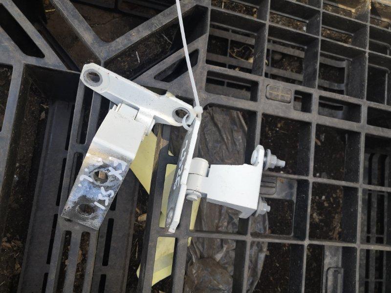 Петля двери Infiniti Fx35 S51 VQ35HR 2010 передняя левая (б/у)