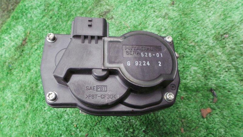 Дросельная заслонка Infiniti Fx35 S51 VQ35HR 2010 правая (б/у)