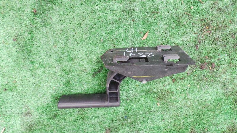 Ручка двери внутренняя Hummer H2 5GRGN23U24H122293 LQ4 2005 передняя левая (б/у)