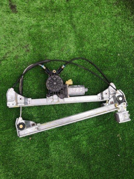 Стеклоподъемный механизм Hummer H2 5GRGN23U24H122293 LQ4 2005 передний правый (б/у)