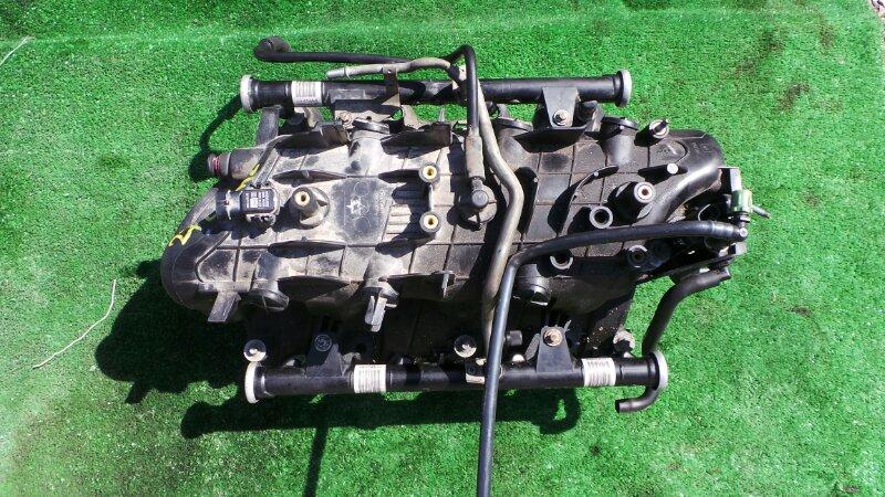 Коллектор впускной Hummer H2 5GRGN23U24H122293 LQ4 2005 (б/у)