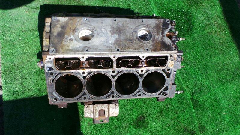 Блок двигателя Hummer H2 5GRGN23U24H122293 LQ4 2005 (б/у)