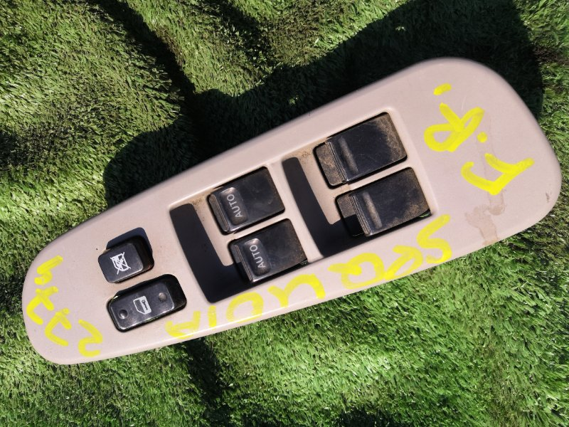 Блок управления стеклами Toyota Sequoia UCK45 2UZ 2001 (б/у)