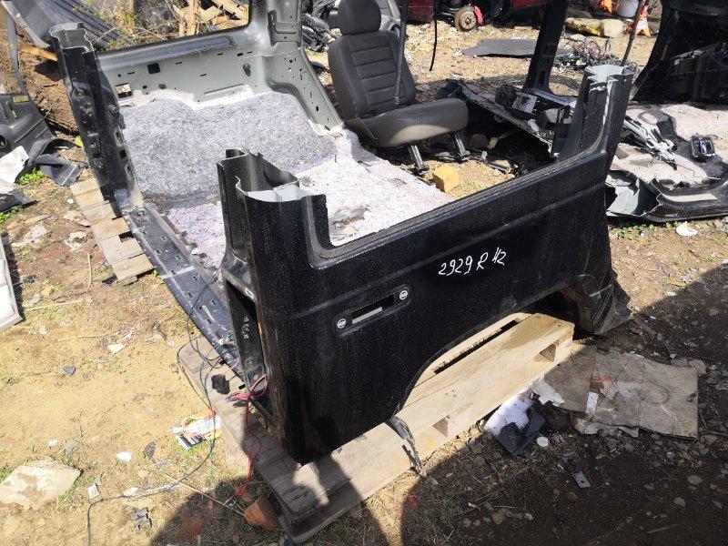 Крыло Hummer H2 5GRGN23U24H122293 LQ4 2005 заднее правое (б/у)
