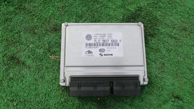 Блок управления подвеской Porsche Cayenne 955 M4850 2005 (б/у)