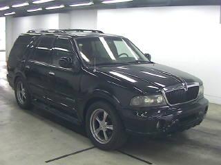 Крышка багажника Lincoln Navigator UN173 TRITON 1999 (б/у)