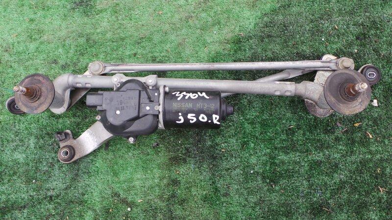 Мотор дворников Nissan Skyline Crossover J50 VQ37VHR 2010 (б/у)