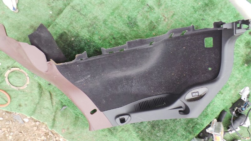 Обшивка багажника Nissan Skyline Crossover J50 VQ37VHR 2010 (б/у)