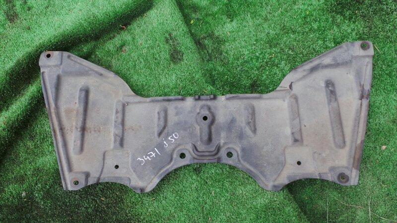 Защита двигателя Nissan Skyline Crossover J50 VQ37VHR 2010 (б/у)