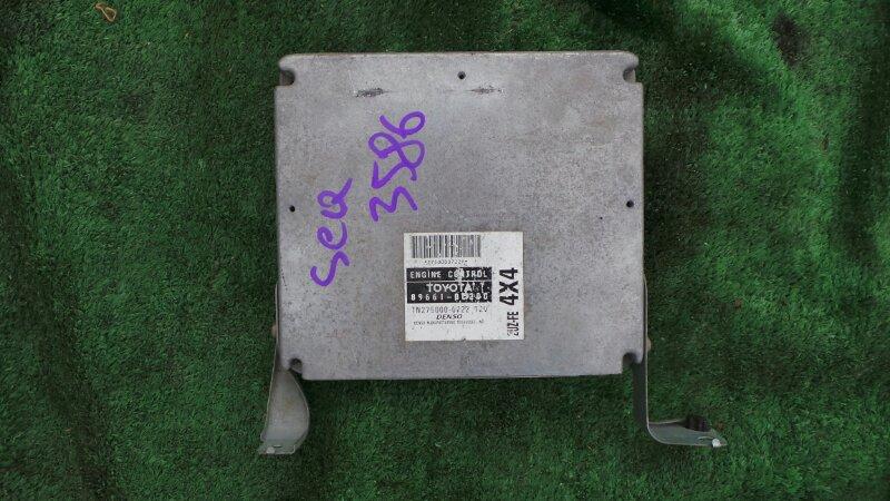 Блок управления двс Toyota Sequoia UCK45 2UZ 2001 (б/у)