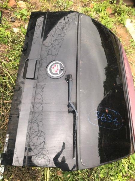 Крышка багажника Cadillac Escalade GMT820 LQ9 2003 задняя (б/у)