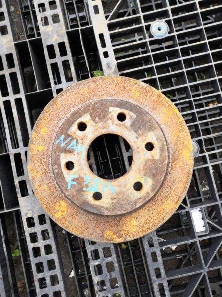 Тормозной диск Cadillac Escalade GMT820 LQ9 2003 передний (б/у)