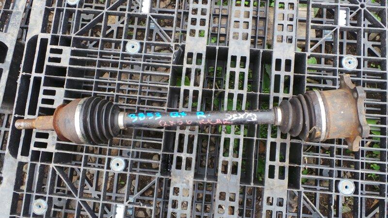 Привод Infiniti Qx56 JA60 задний (б/у)