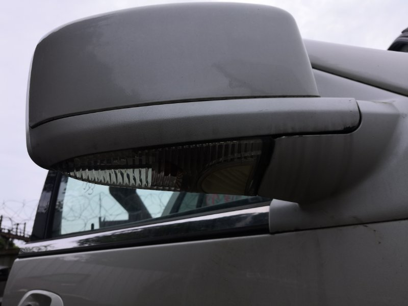 Зеркало Lincoln Navigator U228 5.4L V8 SOHC 24V TRITON 2005 правое (б/у)