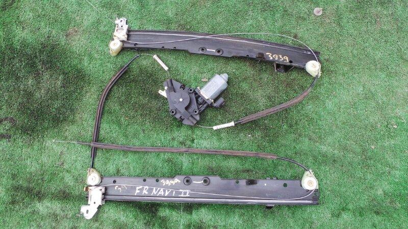Стеклоподъемный механизм Lincoln Navigator U228 5.4L V8 SOHC 24V TRITON 2005 передний правый (б/у)