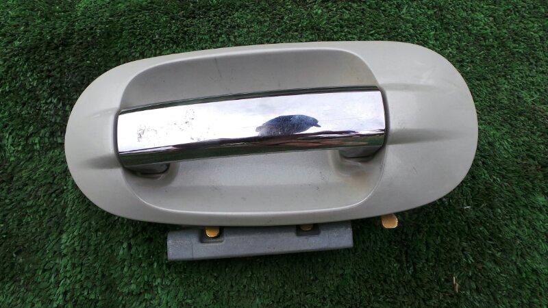 Ручка двери Lincoln Navigator U228 5.4L V8 SOHC 24V TRITON 2005 передняя правая (б/у)
