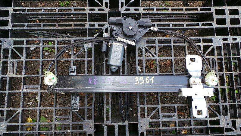Стеклоподъемный механизм Lincoln Navigator U228 5.4L V8 SOHC 24V TRITON 2005 задний левый (б/у)