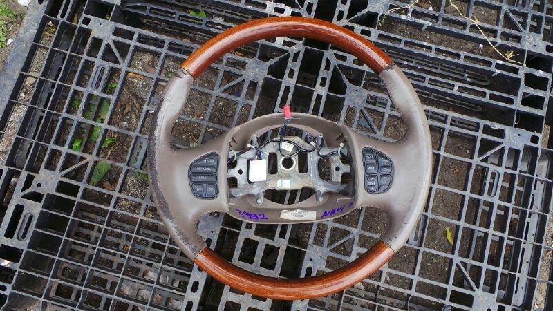 Руль Lincoln Navigator UN173 TRITON 1999 (б/у)