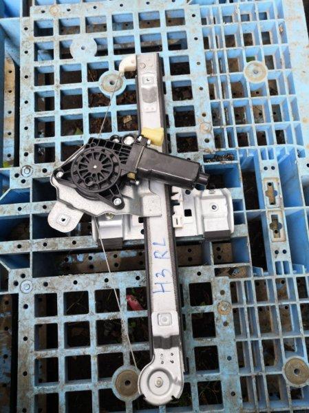Стеклоподъемный механизм Hummer H3 L52 задний левый (б/у)