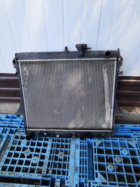 Радиатор двс Hummer H3 L52 (б/у)