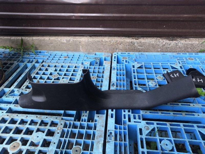 Порожек пластиковый Hummer H3 L52 задний правый (б/у)