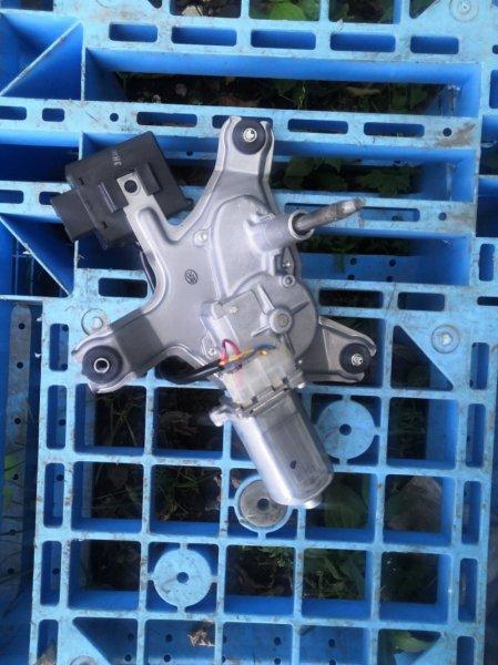 Моторчик стеклоочистителя Hummer H3 L52 задний (б/у)