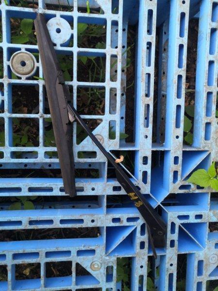 Щетка стеклоочистителя Hummer H3 L52 задняя (б/у)