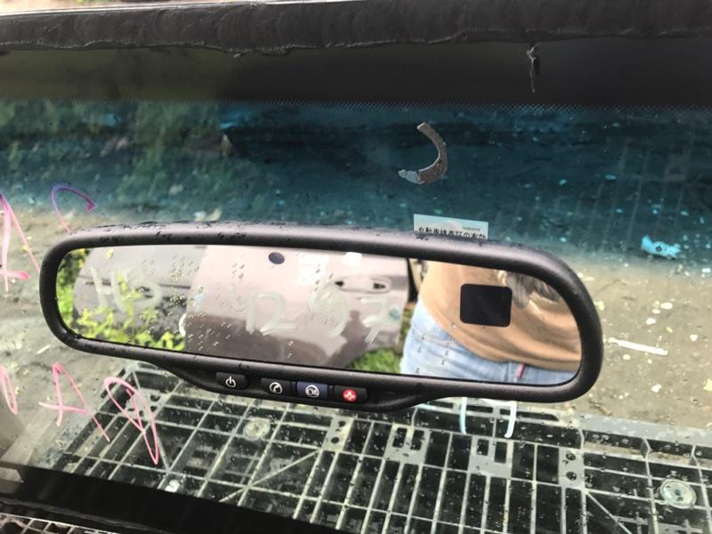 Зеркало заднего вида Hummer H3 L52 (б/у)