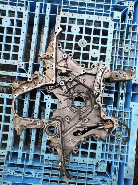 Крышка двигателя Toyota Land Cruiser VDJ200 1VD-FTV (б/у)