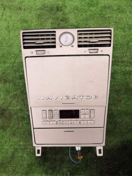 Блок управления климат-контролем Lincoln Navigator U228 5.4L V8 SOHC 24V TRITON 2005 (б/у)