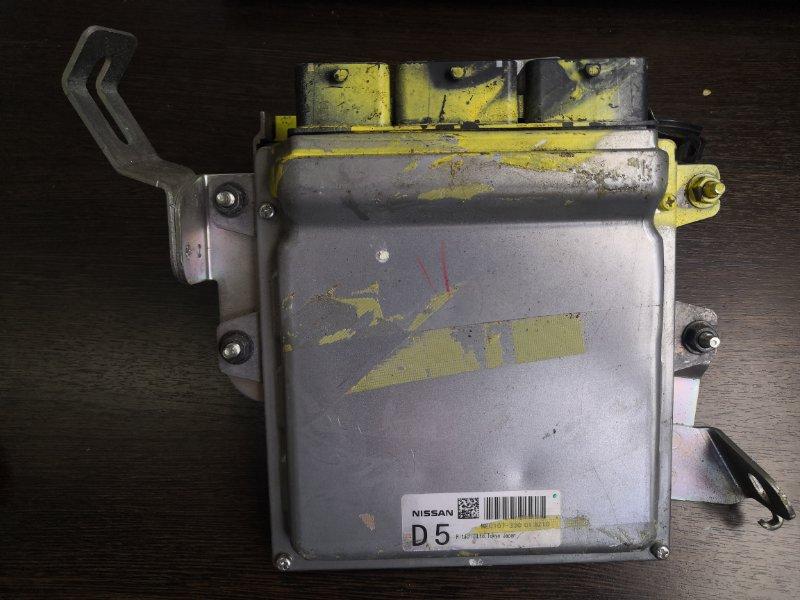 Блок управления двс Nissan 370Z Z34 VQ37 (б/у)