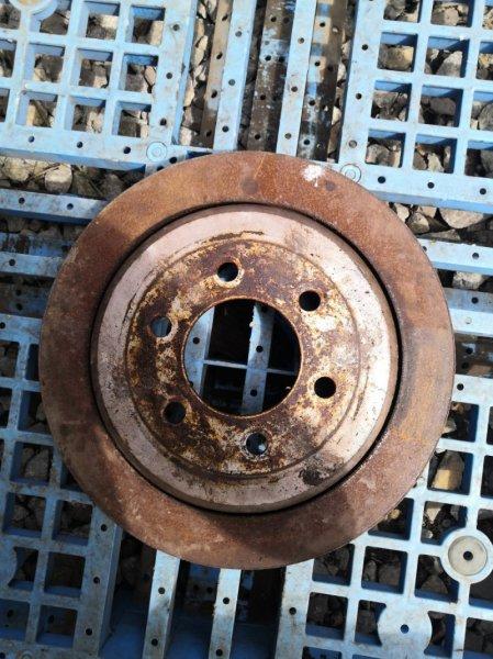 Тормозной диск Lincoln Navigator U228 5.4L V8 SOHC 24V TRITON 2005 задний правый (б/у)
