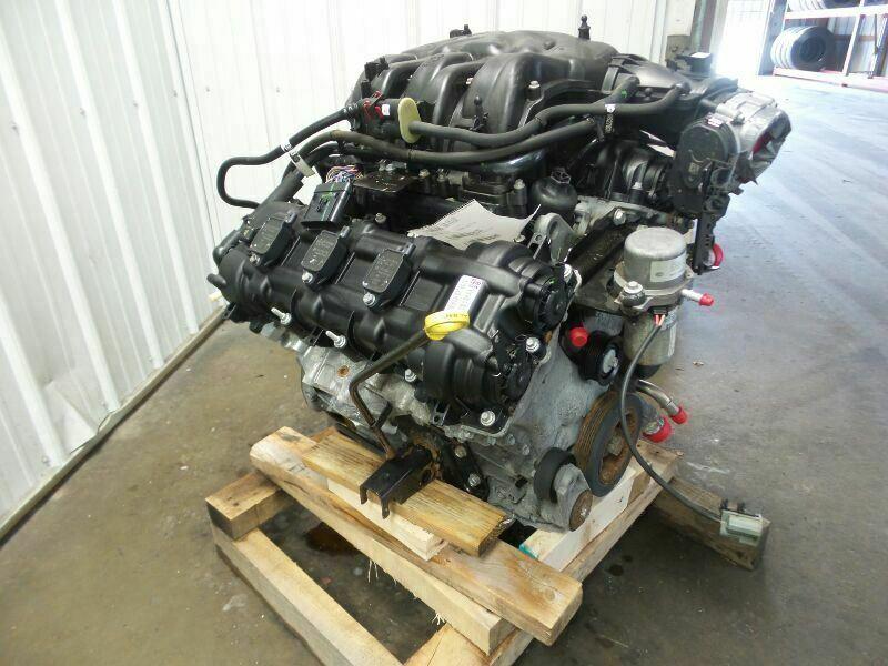 Двигатель Dodge Ram DJ/DS ERB (б/у)