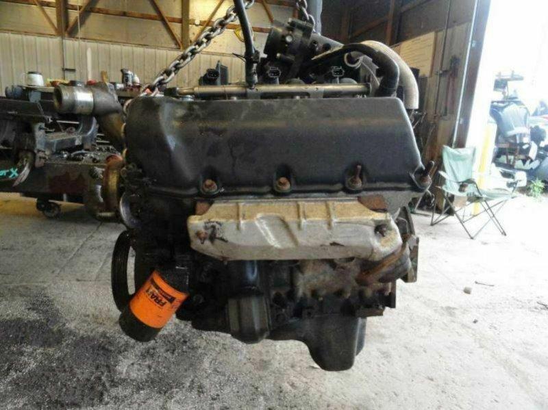 Двигатель Dodge Ram DR/DH EKG (б/у)
