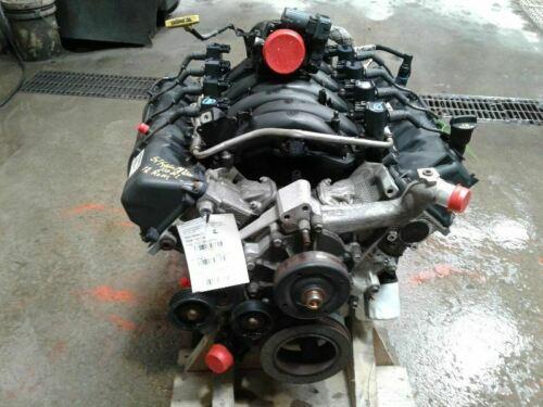 Двигатель Dodge Ram DR/DH EVC (б/у)